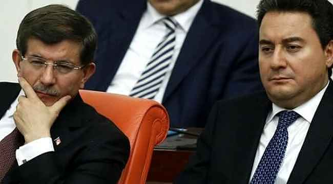Son seçim anketi sonuçları Ali Babacan ve Ahmet Davutoğlu'nu üzecek!