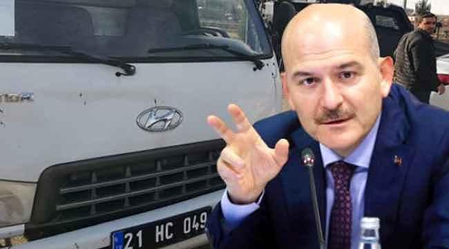 Süleyman Soylu, HDP'li belediyenin yardımlarını neden kabul edilmediğini açıkladı!