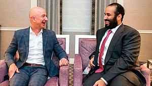 Suudi Prens, tek bir mesajla Amazon kurucusunu hackledi