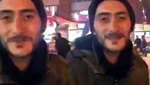Takdir edilen konuşmasıyla sokakta yaşayan Hasan isimli genç için güzel haber geldi!