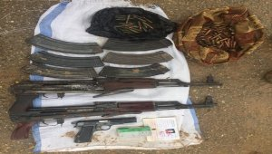 Tel Abyad'da 4 PKKYPG'li terörist yakalandı