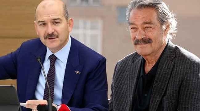 Terörist sevici Kadir İnanır'dan Süleyman Soylu'ya tek cümlelik yanıt