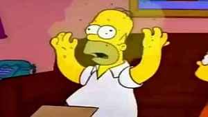 The Simpsons, 1993 yılında 'koronavirüs'ünü bilmiş
