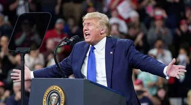 Trump'dan şok eden ifadeler! Kasım Süleymani'ye açık açık küfür etti