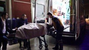 Tüfekle vurulmuş olarak otomobille hastaneye bırakılan şahıs öldü