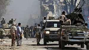 Türk Askeri'ninde bulunduğu Libya'da, Darbeci Hafter'in Sirte'ye yönelik saldırılarına ağır darbe!