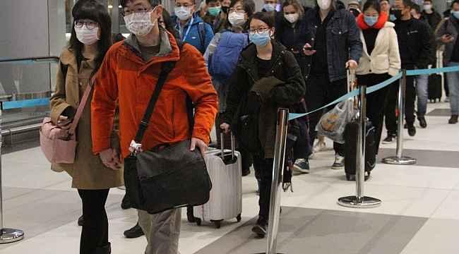 Türk Hava Yolları ekipleri Çin uçuşlarında maske takmaya başladı