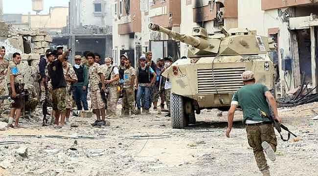 Türkiye karşıtı generalin milisleri harekete geçti... Saldırı için toplanıyorlar