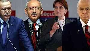 Türkiye Libya tezkeresine kilitlenmişken yeni bir seçim anketi geldi
