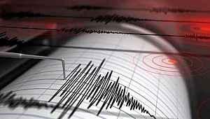 Türkiye sallanmaya devam ediyor! Marmaris'te 5.4 büyüklüğünde deprem!