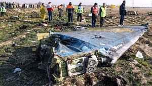 Uçağı füze ile düşürülen Ukrayna'dan İran'a karşı ilk hamle!