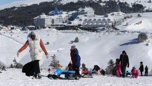Uludağ'a yağan kar sezon sonuna kadar yetecek - Bursa Haberleri