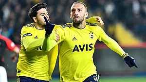 Vedat Muriç'in son dakika gördüğü sarı kart gündem oldu!