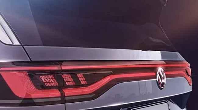 Volkswagen'in bugüne kadar üreteceği en büyük otomobili görüntülendi!