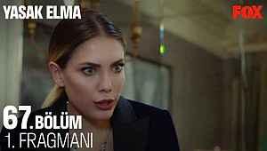Yasak Elma 67. bölüm fragmanı izle! Leyla, Halit'e aşık mı oldu - FOX TV