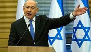 Yolsuzlukla suçlanan Netanyahu hakkındaki iddianame mahkemeye sunuldu