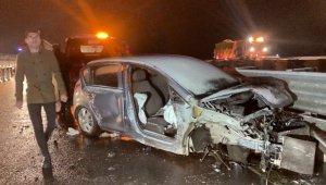 Zincirleme trafik kazasında feci son: 3 ölü 13 yaralı