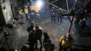 Zonguldak'ta maden ocağında göçük: 2 işçi mahsur kaldı