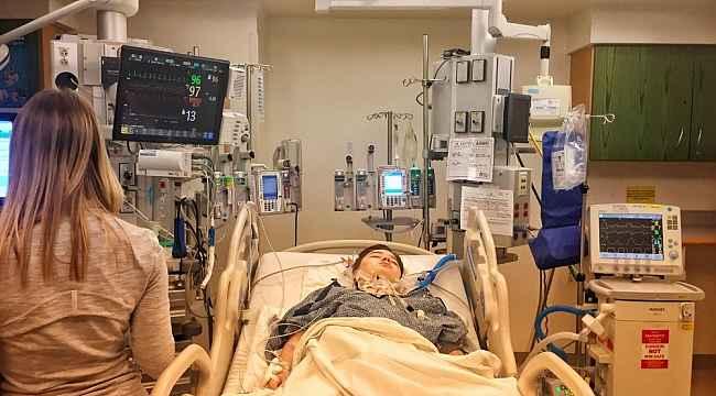 12 yaşındaki çocuk, 9 yılda 304 kez ameliyat masasına yattı