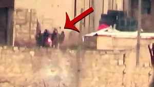 13 Mehmetçik'i şehit eden Esed'in askerleri, sigara içerken havaya uçuruldu