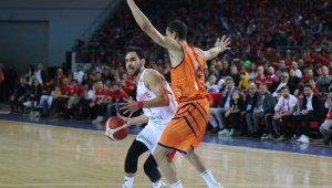 2021 Avrupa Şampiyonası: Türkiye: 65 - Hollanda: 72