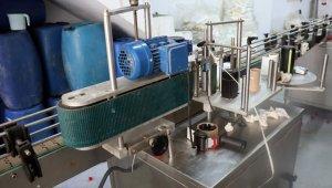 3 katlı sahte deterjan üretim tesisinde şaşırtan sistem