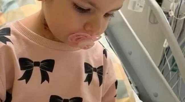 3 yaşındaki minik Eslem ilik nakli için yardım bekliyor - Bursa Haberleri