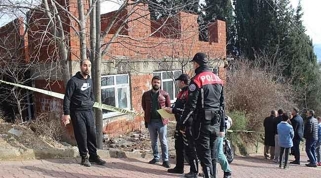 33 yaşındaki şahıs evinde ölü bulundu