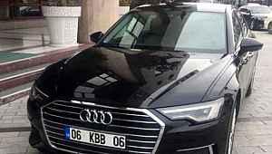 465 milyon lira borcu bulunan belediye başkanı, 600 bin liralık Audi A6 kullanıyor