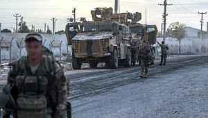 5 askerimizin şehit düştüğü saldırı sonrası bölgede sıcak saatler