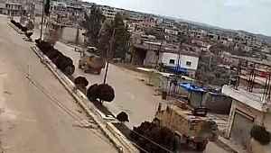 50 araçlık TSK konvoyu, rejim kontrolündeki İdlib'e girdi