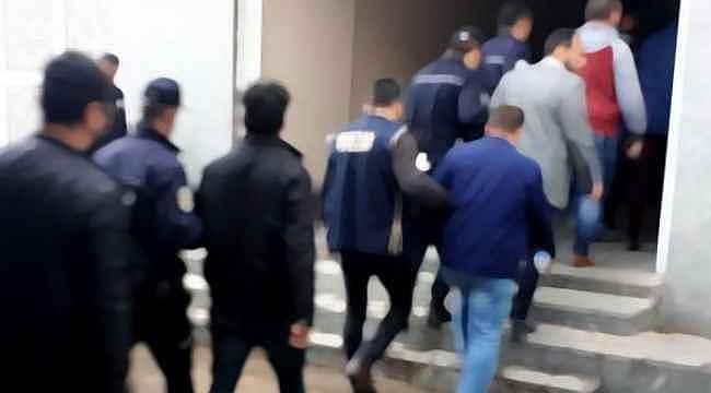 7 ilde PKK/KCK operasyonu: 450 gözaltı