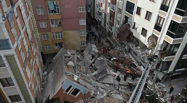 7 katlı binanın çökmesiyle ilgili korkunç gerçek ortaya çıktı