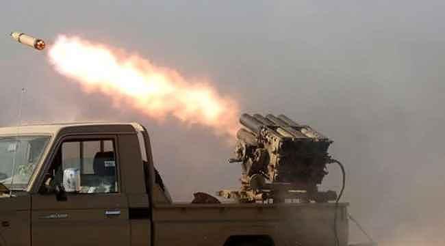 ABD askeri üssüne katyuşa füzeleriyle saldırı düzenlendi