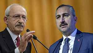 Adalet Bakanı, Kılıçdaroğlu'nun FETÖ sözlerine cevap verdi