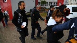 Adana'da uyuşturucu operasyonu: 3 tutuklama