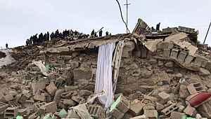 AFAD'dan Türkiye İran sınırında meydana gelen deprem hakkında açıklama
