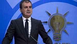 AK Parti Sözcüsü Çelik,