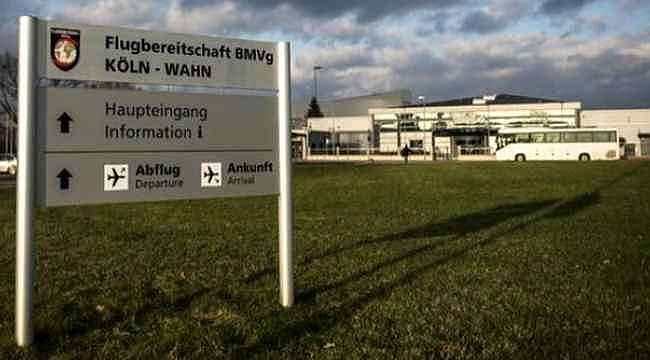 Almanya'da askeri üs koronavirüs nedeniyle karantinaya alındı