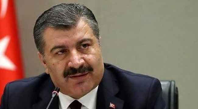 Ankara'daki panik sonrası Sağlık Bakanı'ndan açıklama geldi
