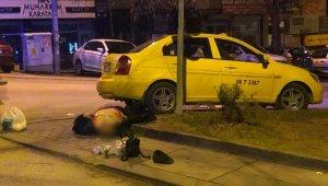 Ankara'da sokak ortasında fenalaşan adam hayatını kaybetti