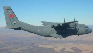Askeri nakliye uçakları ile Van'a ve Ağrı'ya sahra hastaneleri gönderildi