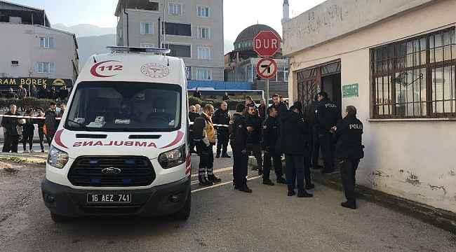 Babasını baltayla öldürerek karakola teslim olan şahsın ifadesi ortaya çıktı - Bursa Haberleri