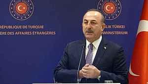"""Bakan Çavuşoğlu: """"AB'nin stratejik bir vizyonla hareket etmesi kendi çıkarına da olacaktır"""""""