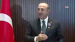 Bakan Çavuşoğlu,
