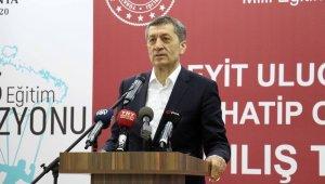 """Bakan Selçuk: """"Eğitim çocuklarımızın ve Türkiye'nin geleceği için en büyük vasıta"""""""