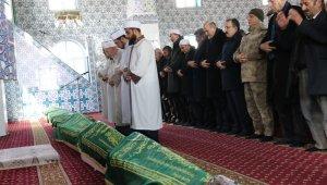Bakan Soylu depremde ölenlerin cenaze törenine katıldı