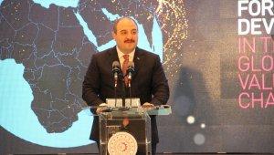 Bakan Varank: ''Türkiye'nin otomobili projesiyle, üstünlüklerimizi yeni ve heyecan verici bir alana taşıyoruz''
