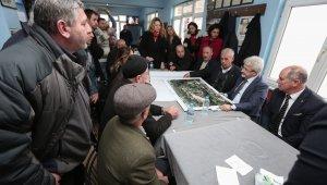 Başkan Erdem Kadriye Mahallesinde - Bursa Haberleri