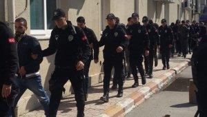 Başkasının yerine sınava giren 16 kişi gözaltına alındı